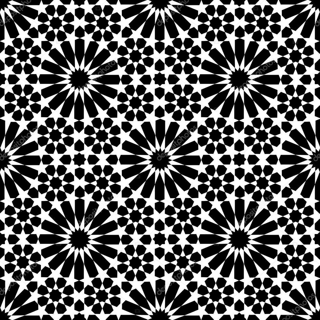 zellige marocain sans soudure image vectorielle nataly nete 100336250. Black Bedroom Furniture Sets. Home Design Ideas