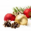 Christmas decorations — Stock Photo #57923951