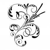 Elemento de adorno — Vector de stock