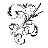 Element van ornament — Stockvector