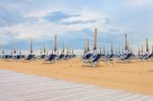 空的海滩 — 图库照片