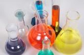 Test-tubes — Foto Stock