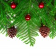 Christmas tree decoration. — Stock Photo #59301885