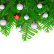 Christmas tree decoration. — Stock Photo #59302193
