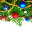 Christmas tree decoration. — Stock Photo #59302357