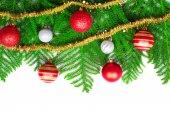 Christmas tree decoration. — Stock Photo