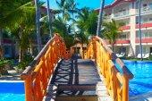 Tropical resort. — Stock Photo