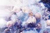 Christmas conceptual image. — Stock Photo