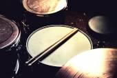 Drums conceptual image.  — Stock Photo