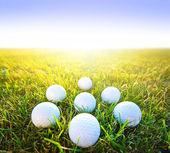 Golf game. — Stock Photo