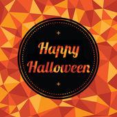 Halloween decoration — Wektor stockowy