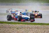 Formula A1 GP — Zdjęcie stockowe