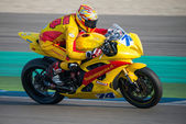 1000cc Racing on TT Assen Circuit — Foto de Stock
