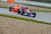 Formula A1 Race — Stock Photo
