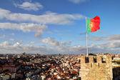 Lisbon landscape — Stock Photo