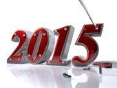 2015-2014 — Stockfoto