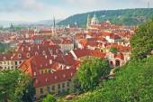 Prague Lesser Side — Stock Photo