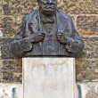 Постер, плакат: Winston Churchill Statue on Prague