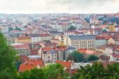 Prague Zizkov district — Stock Photo