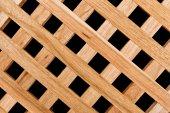 Spruce Lattice Wooden Texture Pattern — Stock Photo