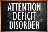 Attention Deficit Disorder — Stock Photo