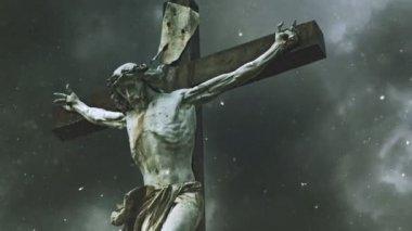 Crucifixion — Stock Video