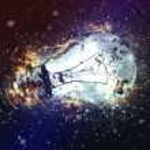 EXploding Light bulb — Stock Photo #65141021