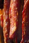 Cured Pork Loin — Stock Photo