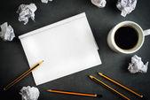 Creative Writing Concept — Stock Photo