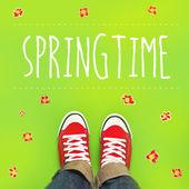 Springtime Concept — Stock Photo