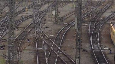 Prague Train — Stock Video