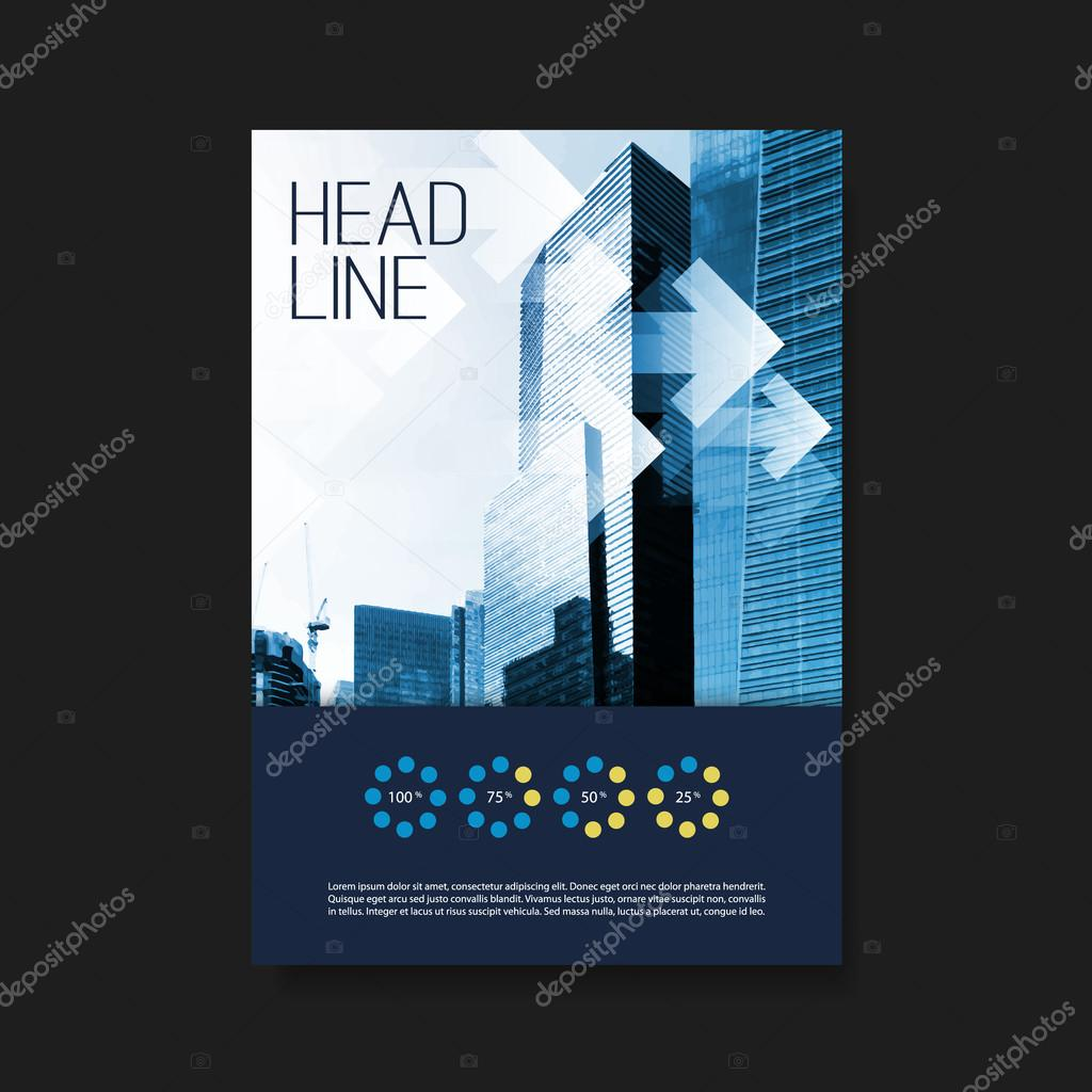 flyer or cover design template business corporate identity flyer or cover design template business corporate identity real estate publication