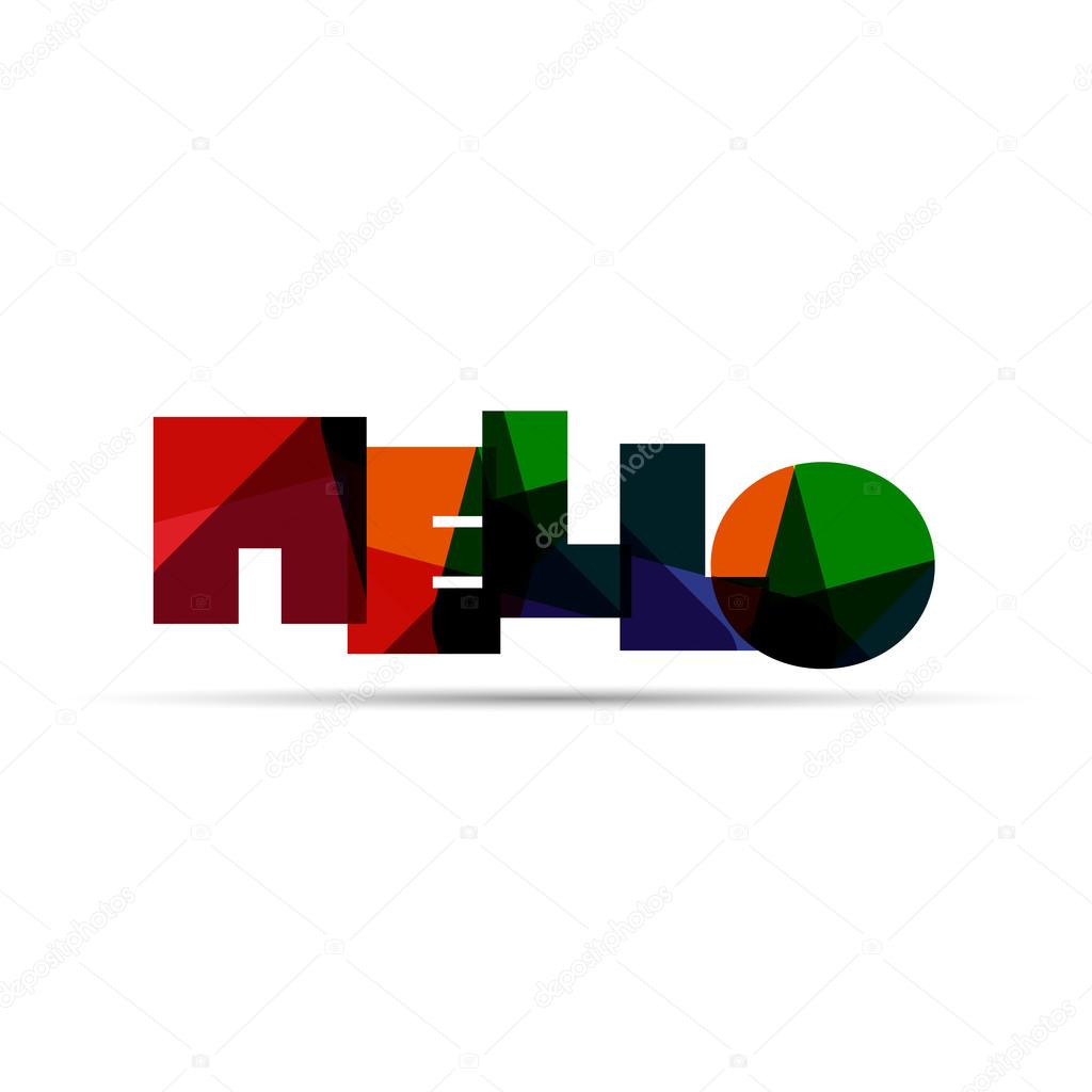 creation logo word