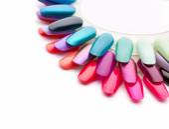 Nail varnishes — Stock Photo