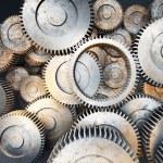 3d gears and cogwheels — Stock Photo #53806117
