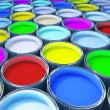Colorful paint — Stock Photo #53806149