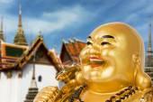 Golden Buddha souvenir — Photo