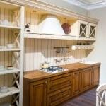 Modern Kitchen interior — Stock Photo #72037941