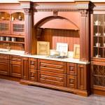 Modern kitchen interior — Stock Photo #72037945