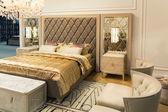 Lüks iç yatak odası — Stok fotoğraf