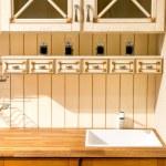 Modern kitchen interior — Stock Photo #72040213