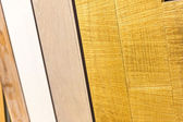 Various wood planks — Stock Photo