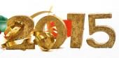 Nový rok 2015 — Stock fotografie