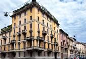 Milan, Italy. — Stock Photo