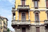 Milano, itálie. — Stock fotografie