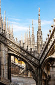 Italy, Milan, Duomo cathedral  — Foto Stock