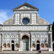 Santa Maria Novella in Florence, Italy — Stock Photo #54956657