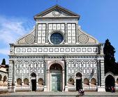 Santa Maria Novella in Florence, Italy  — Stock Photo