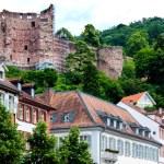 Heidelberg Castle in Germany — Stock Photo #55774153