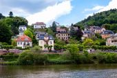 Heidelberg Baden-Wurttemberg, Germany — Stock Photo